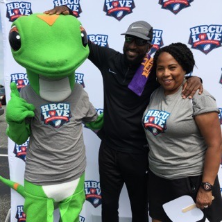 Rickey Smiley HBCU Love