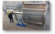 maquinas para el tratamiento de agua residual