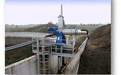 separadores de aguas residuales y digestato biomasa