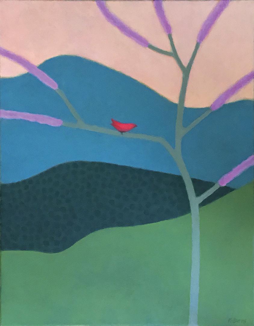 Redbud, Red Bird