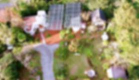 ガーデンリトリートドローン