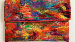 Kaleidoscope Lap Top Case