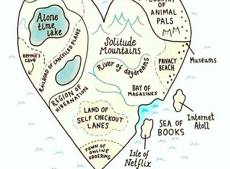 The Land of Introverts
