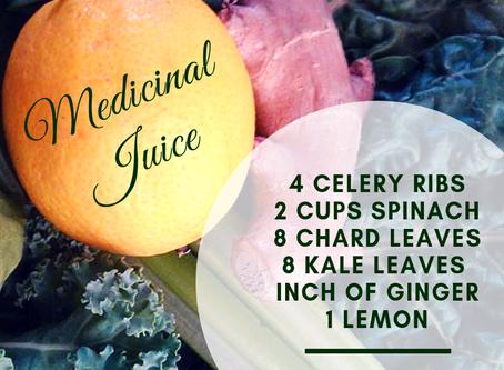 Medicinal Juice