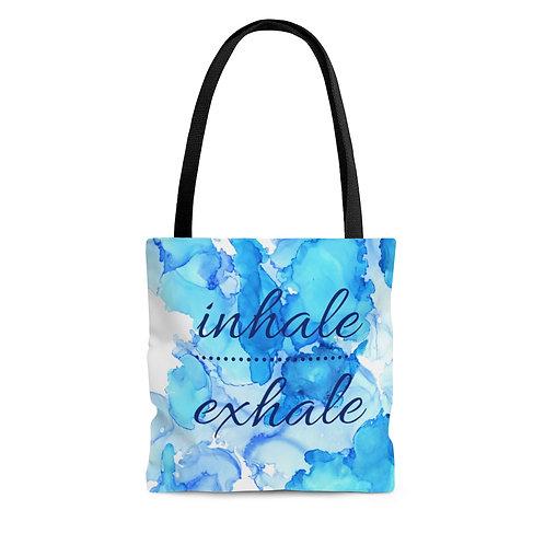 Inhale | Exhale Tote Bag