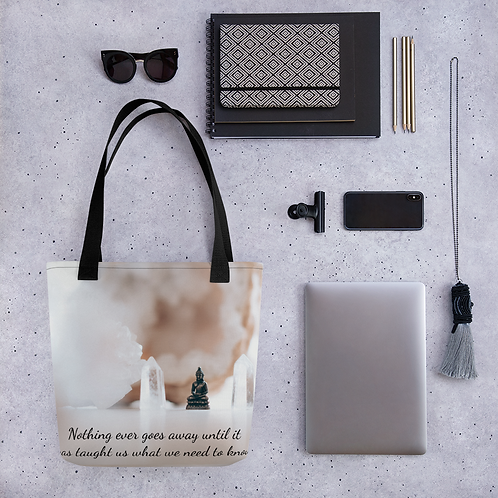 Lessons in Life Tote bag