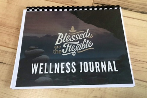 Printed 28 Day Wellness Planner