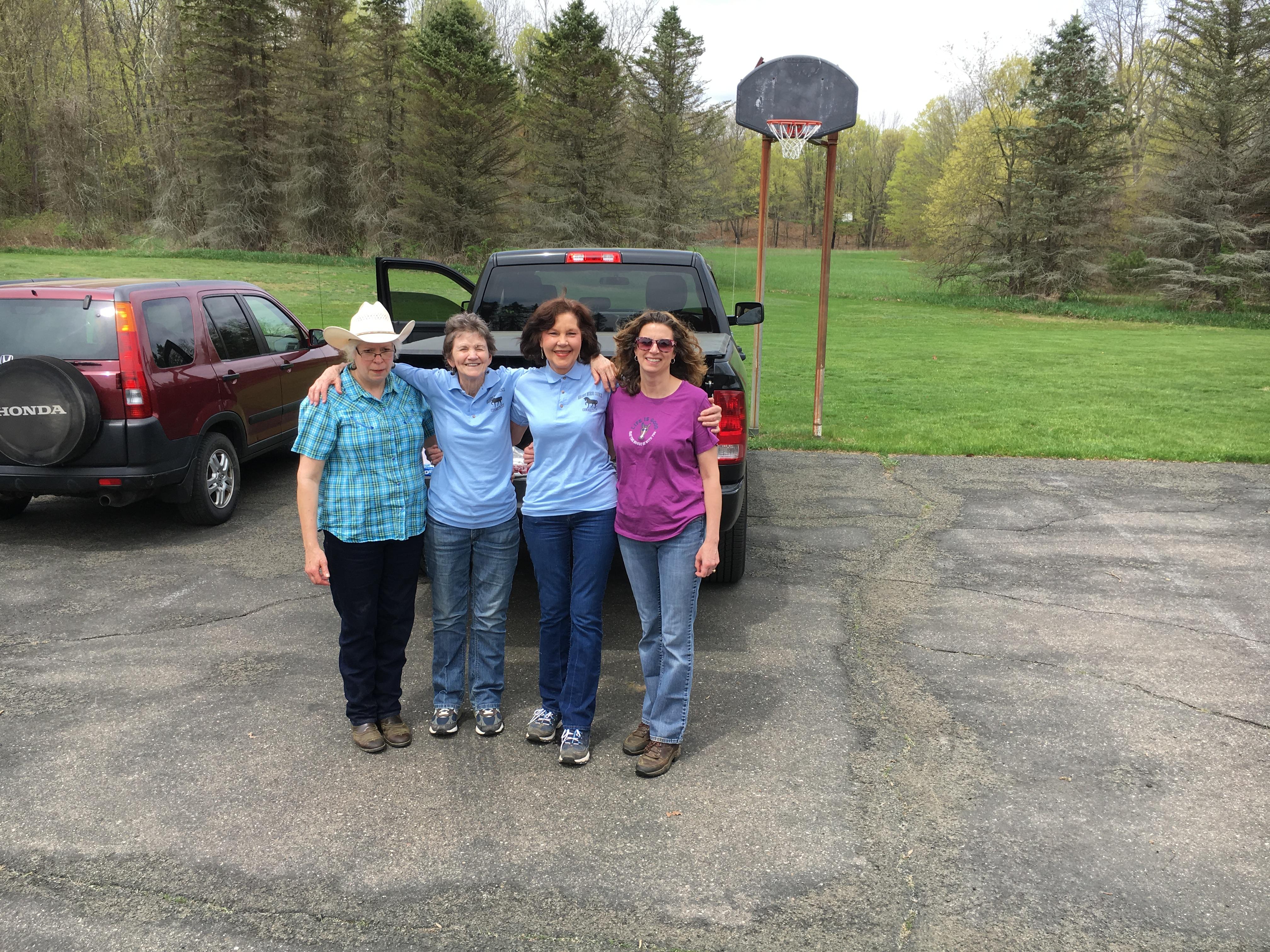 Allison, Bonnie, Kathy & Sherry