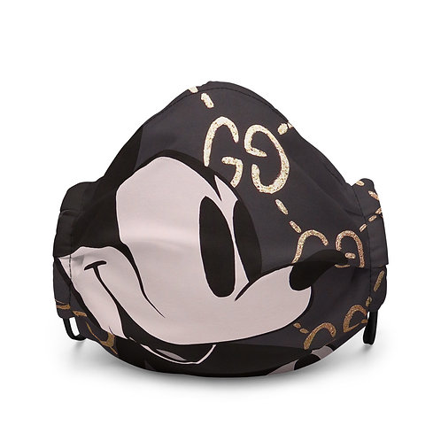 """""""Famous Mickey"""" face mask"""