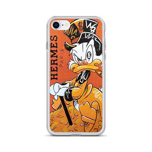 """Hermes McDuck"" Iphone case"