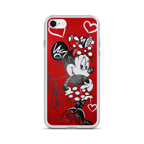 """Louboutin Minnie"" iPhone Case"