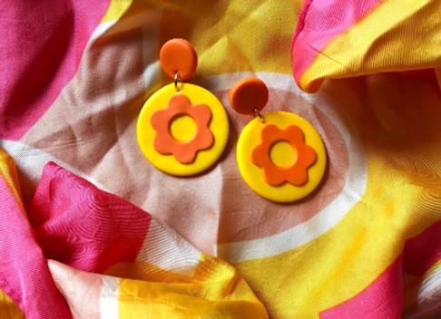 Mod orange+yellow circles