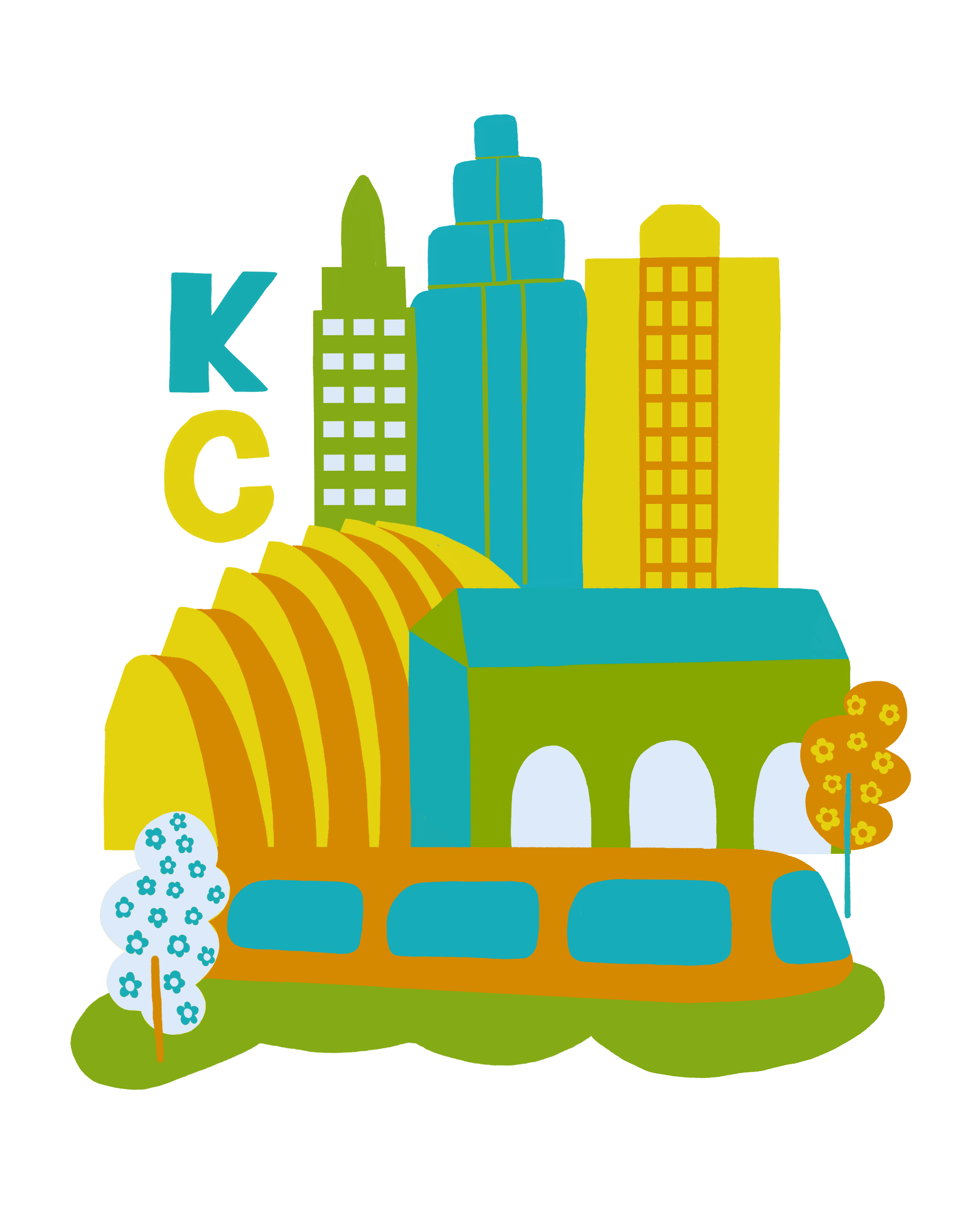 Kansas City Illustration