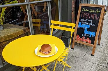 Bacon roll on table.jpg