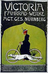 Victoria-Fahrrad-Werke-Ac-Ges-Nürnberg-F