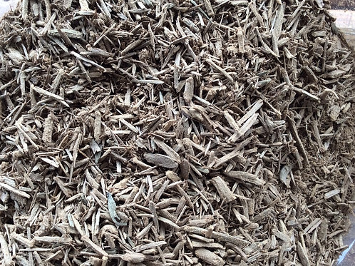 Sandalwood (Crushed)