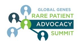 Join me at the RARE Patient Advocacy Summit