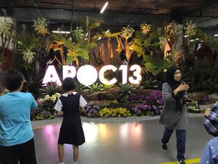 アジア太平洋らん会議のご報告 ②(The 13th Asia Pacific Orchid Conference )