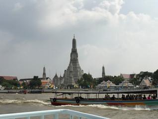 ランの本場タイの話 文化と町並み