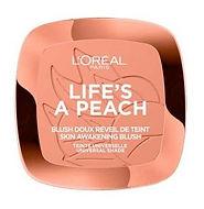 Loreal Life is a Peach Blush.jpg