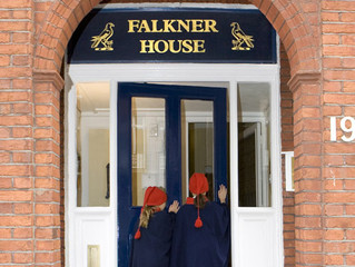 Visit to Falkner House School