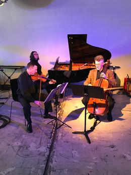 Bohdi Trio