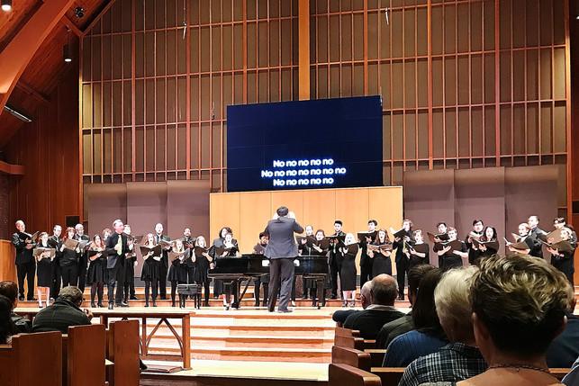 PSU Chamber Choir