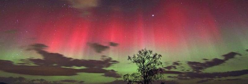 Aurora Borealis (SATB)