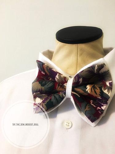 Double bow tie /2 prints