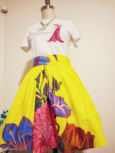 Custom Midi Skirts