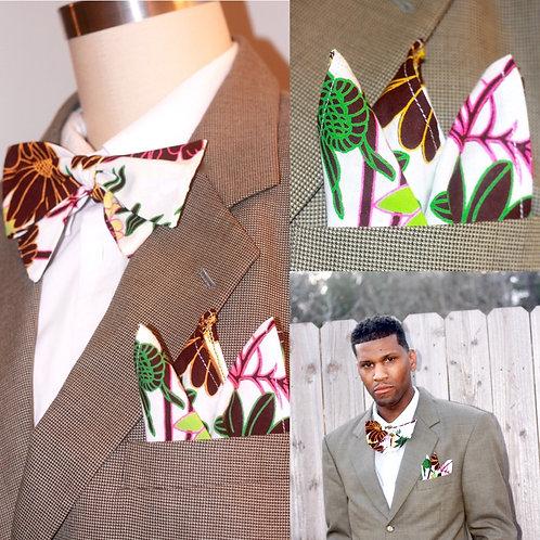 The gentlemans reversible tie