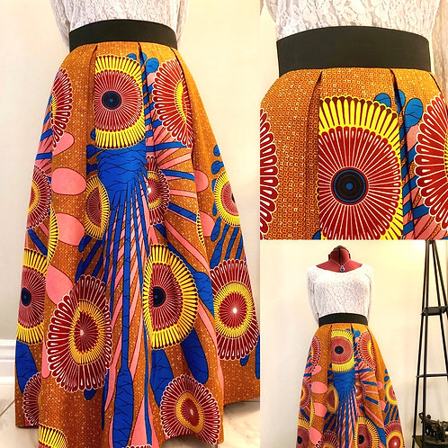 Custom Maxi Skirts