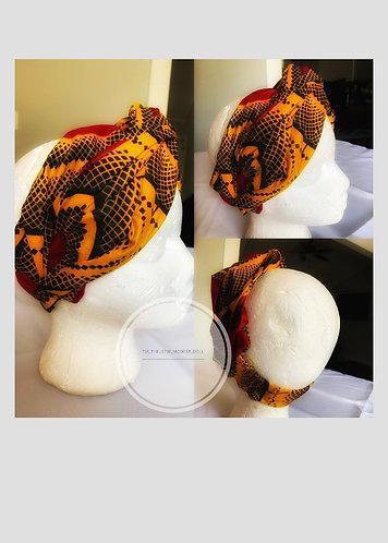 Doll Ankara turban