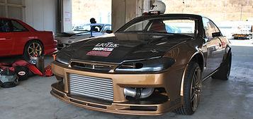 ガレージブレイブ S15 シルビア