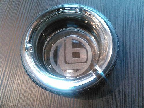 LBサークルロゴ灰皿