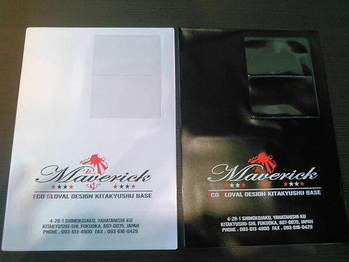 Maverick 車検書ケース