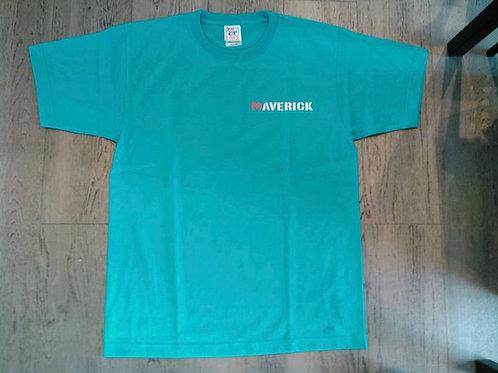 copy of maverick Tシャツ グリーン