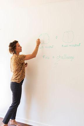 The Growth Mindset Teachings - Classroom at the Bird Studio