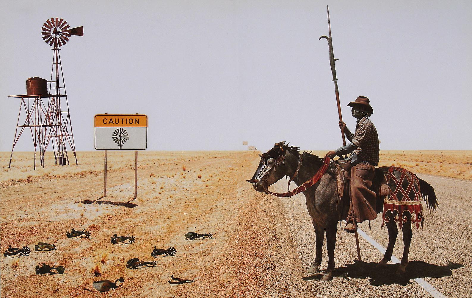 Don Quixote 1, 2007