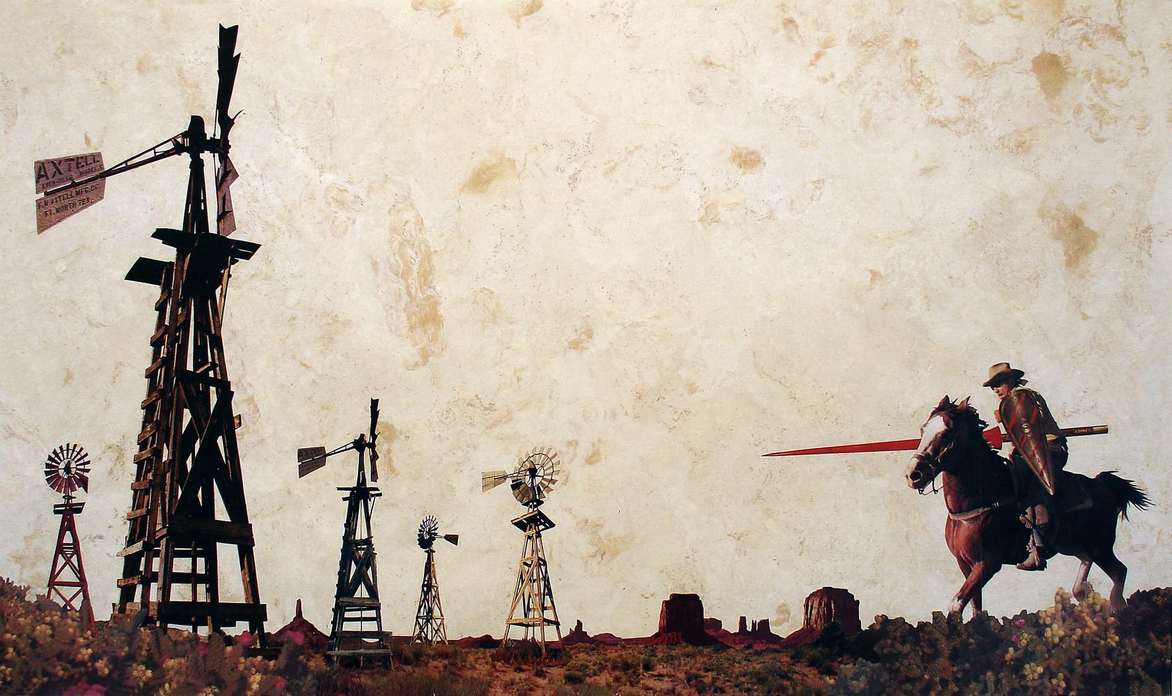 Don Quixote 4, 2007