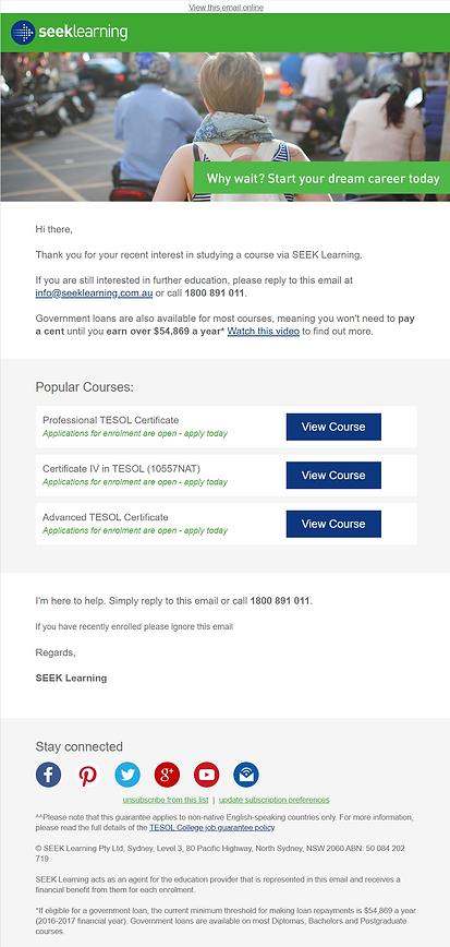 SEEK Learning TESOL Sales EDM.png