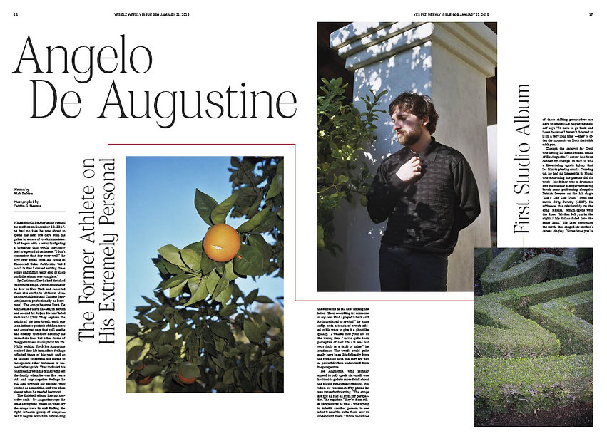 Angelo de Augustine cover story Yes Plz1