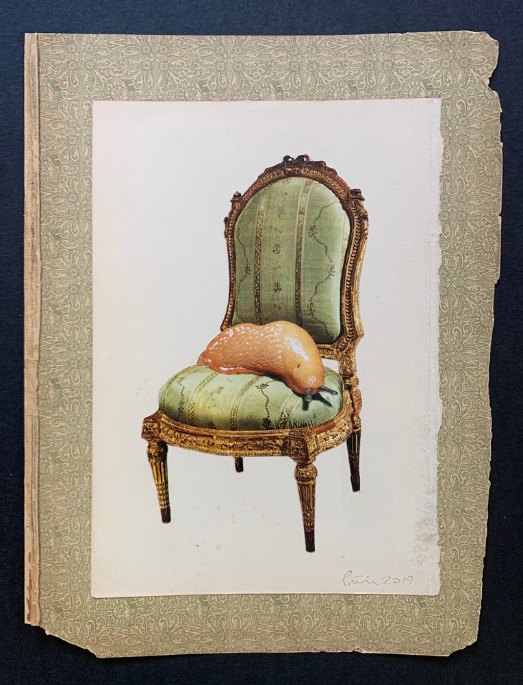 Chair Slug, 2019