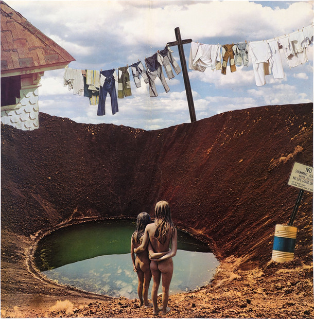 Sink Hole/Swimming Hole, 2015