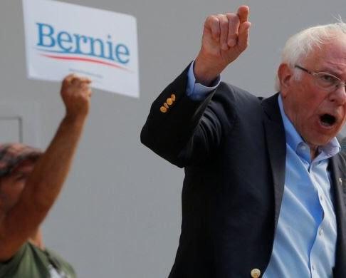 Bernie Sanders in climate change 'population control' uproar