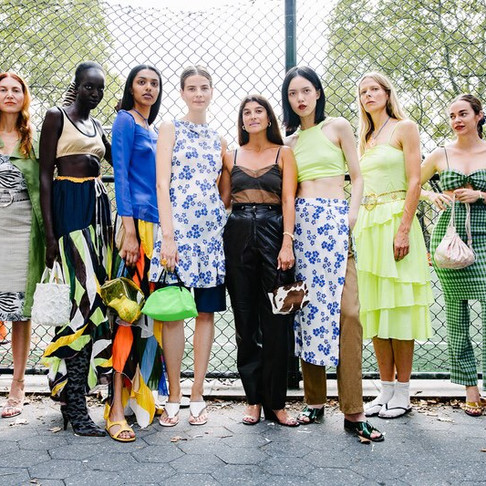 Corey Tenold's Best Photos From New York Fashion Week Spring 2020