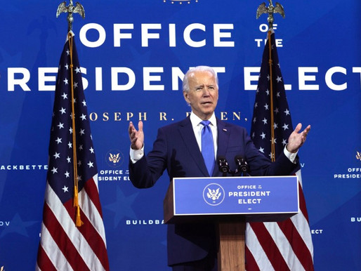 Biden Wins Electoral College to Cement Victory and Rebuff Trump