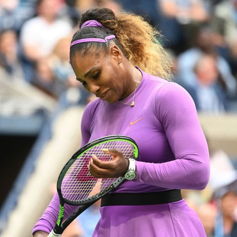 What Serena Williams did after her stunning US Open loss