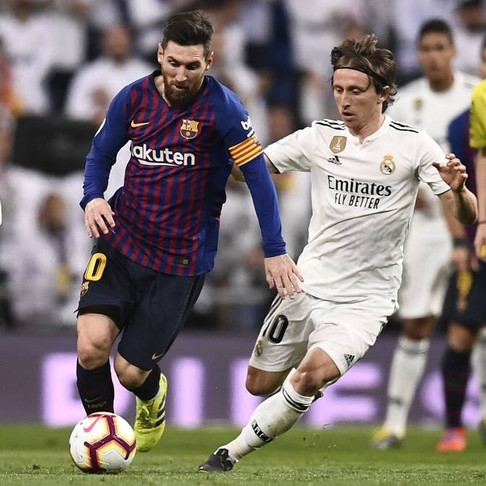 Barcelona have a €30 million higher salary limit than Real Madrid