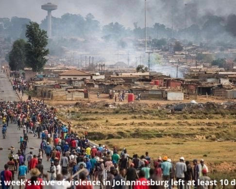 South Africa: Nigeria to repatriate 600 citizens amid violence